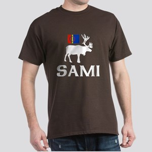 Sami, the People of Eight Seasons Dark T-Shirt